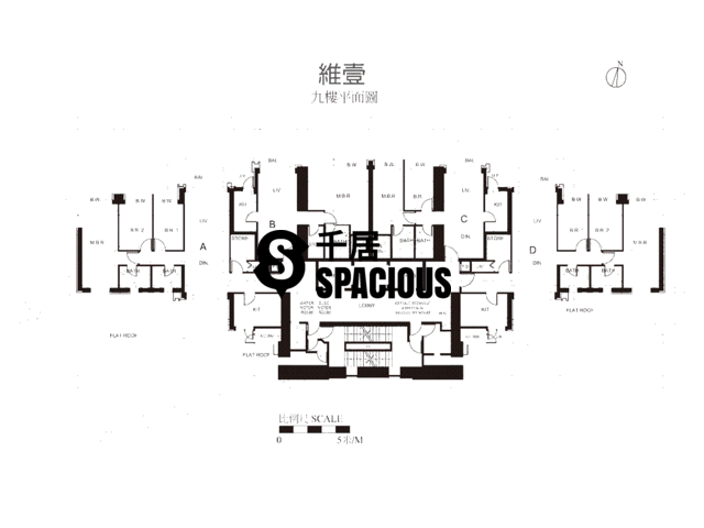 Shek Tong Tsui - Harbour One Floor Plan 04