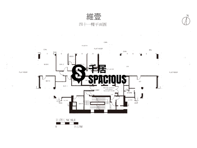 Shek Tong Tsui - Harbour One Floor Plan 06