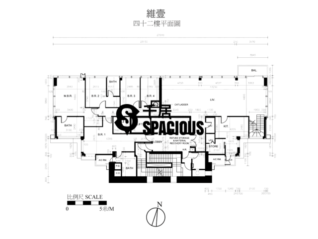 Shek Tong Tsui - Harbour One Floor Plan 08