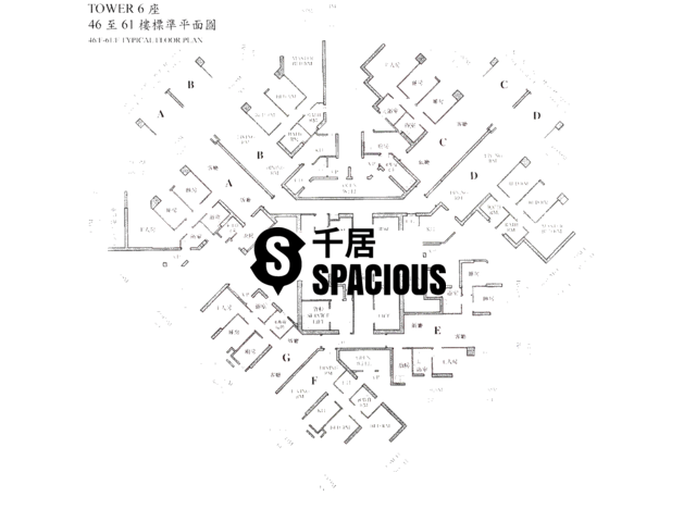 Siu Sai Wan - Island Resort Floor Plan 10