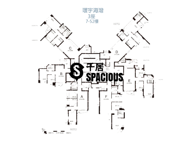 Tsuen Wan - City Point Floor Plan 17