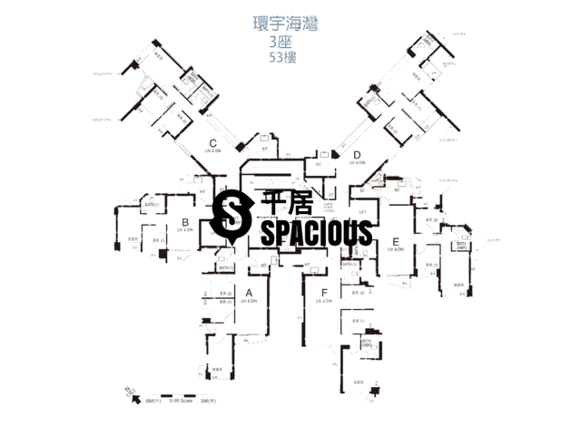 Tsuen Wan - City Point Floor Plan 19