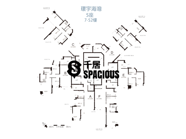 Tsuen Wan - City Point Floor Plan 21