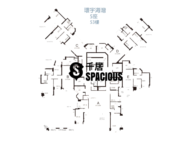 Tsuen Wan - City Point Floor Plan 15