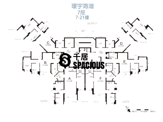 Tsuen Wan - City Point Floor Plan 12