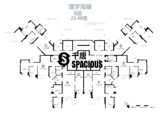 Tsuen Wan - City Point Floor Plan 05
