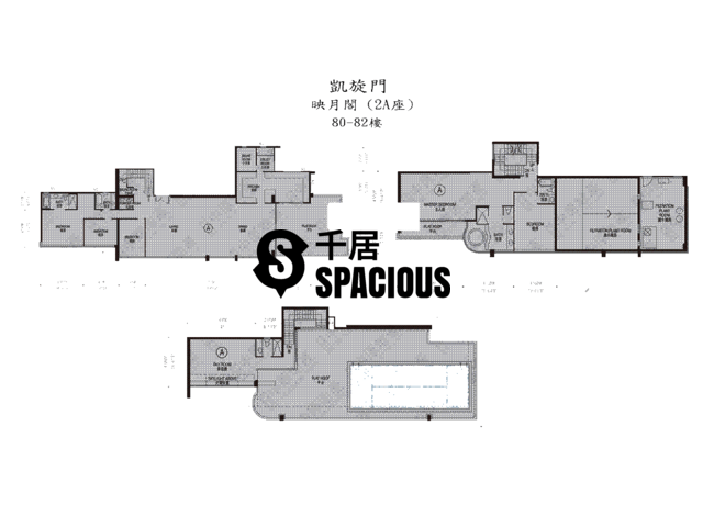 West Kowloon - The Arch Floor Plan 40
