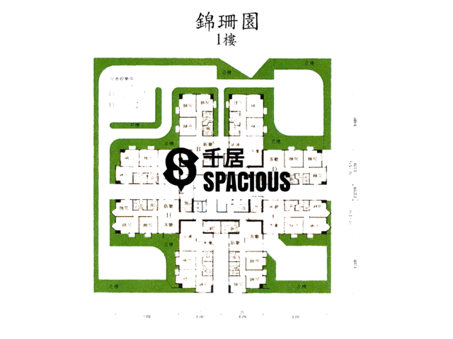 Hung Shui Kiu - CORONET COURT Floor Plan 01