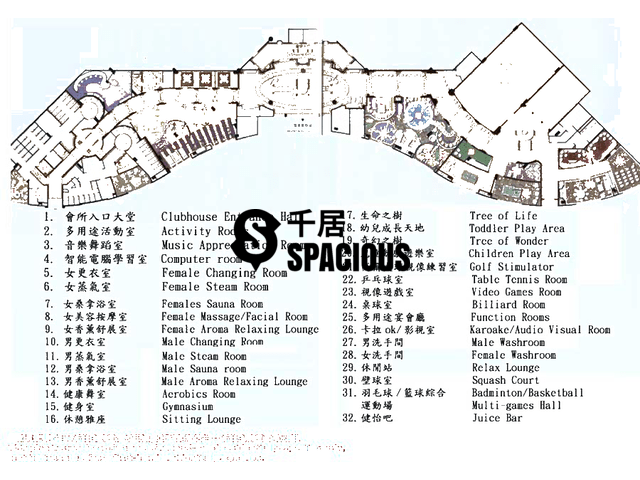 Sham Tseng - Bellagio Floor Plan 04