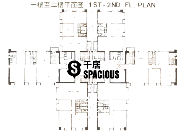 Mid Levels Central - Excelsior Court Floor Plan 03