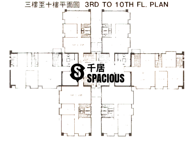 Mid Levels Central - Excelsior Court Floor Plan 01