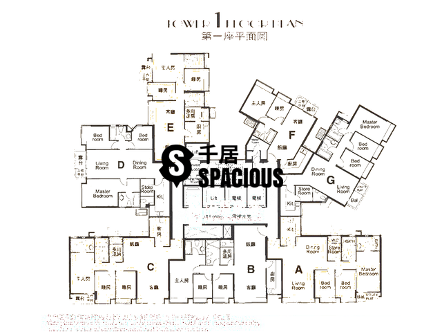 Sham Tseng - Bellagio Floor Plan 03