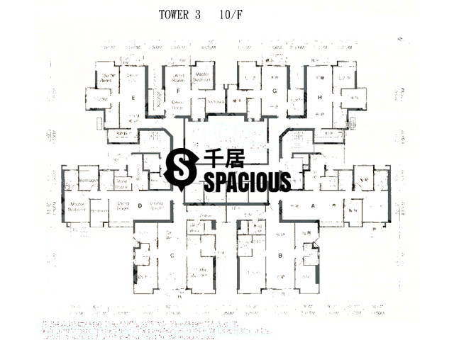 Sham Tseng - Bellagio Floor Plan 06