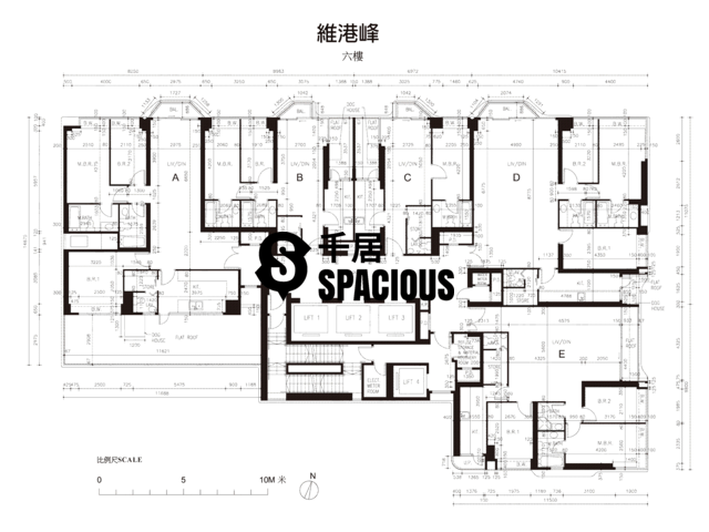 Shek Tong Tsui - The Upton Floor Plan 04