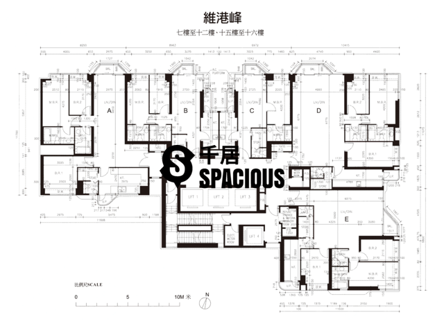 Shek Tong Tsui - The Upton Floor Plan 06