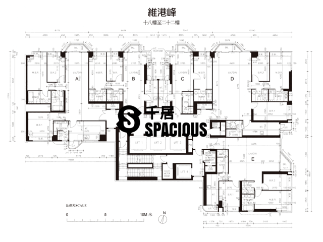 Shek Tong Tsui - The Upton Floor Plan 02