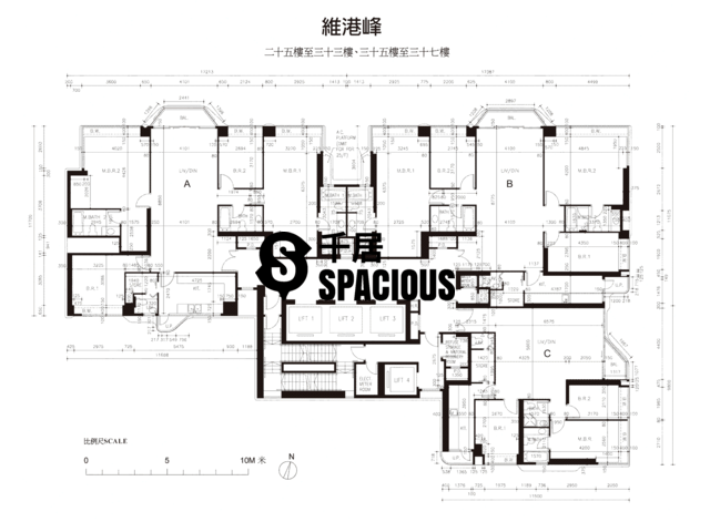 Shek Tong Tsui - The Upton Floor Plan 01
