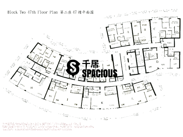 Hung Hom - Royal Peninsula Floor Plan 10