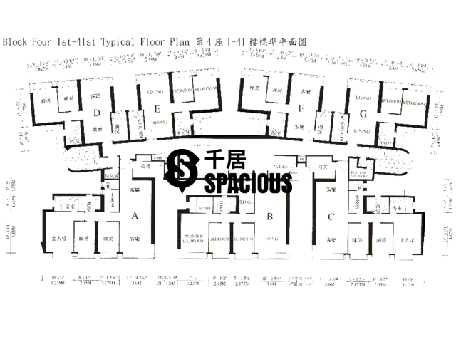 Hung Hom - Royal Peninsula Floor Plan 05