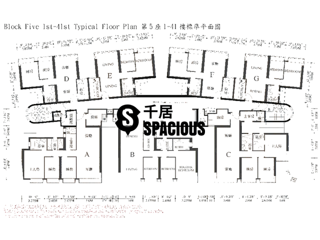 Hung Hom - Royal Peninsula Floor Plan 02