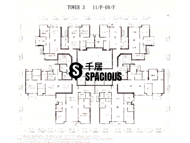 Sham Tseng - Bellagio Floor Plan 05