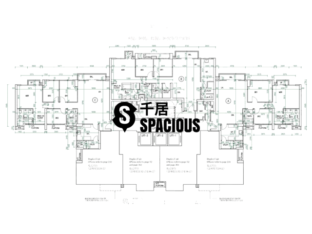 Mid Levels Central - The Morgan Floor Plan 15