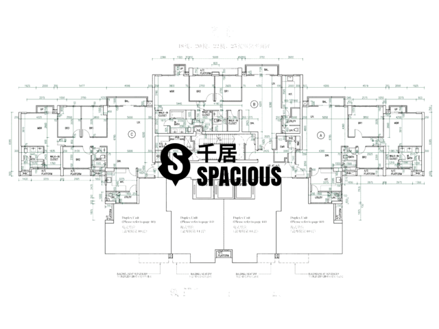 Mid Levels Central - The Morgan Floor Plan 16