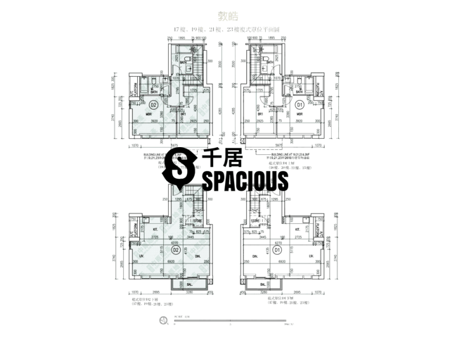 Mid Levels Central - The Morgan Floor Plan 07