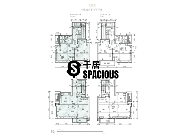Mid Levels Central - The Morgan Floor Plan 05