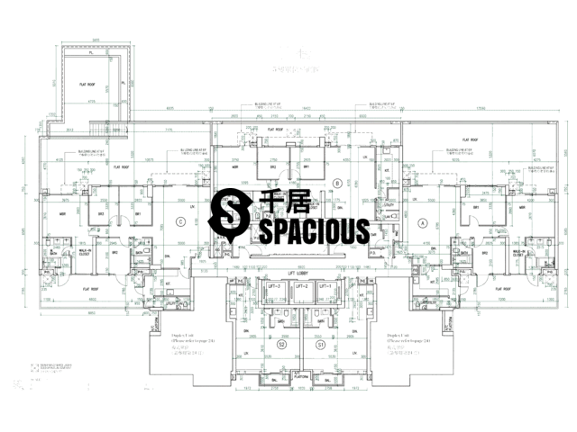 Mid Levels Central - The Morgan Floor Plan 12
