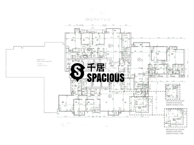 Mid Levels Central - The Morgan Floor Plan 06