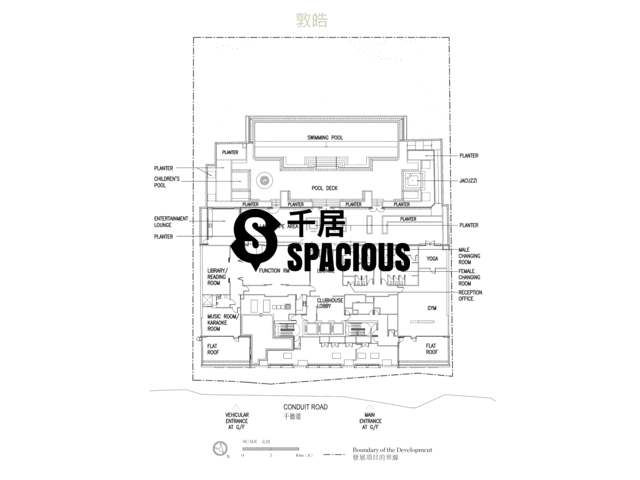 Mid Levels Central - The Morgan Floor Plan 14