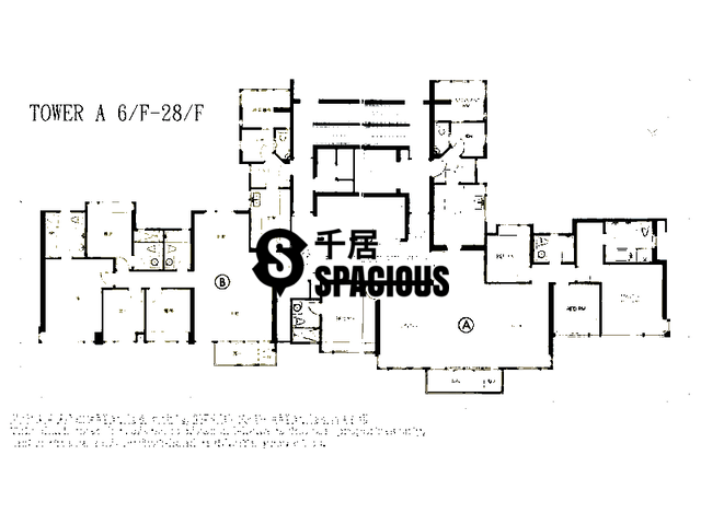 Fo Tan - THE GRANDVILLE Floor Plan 20