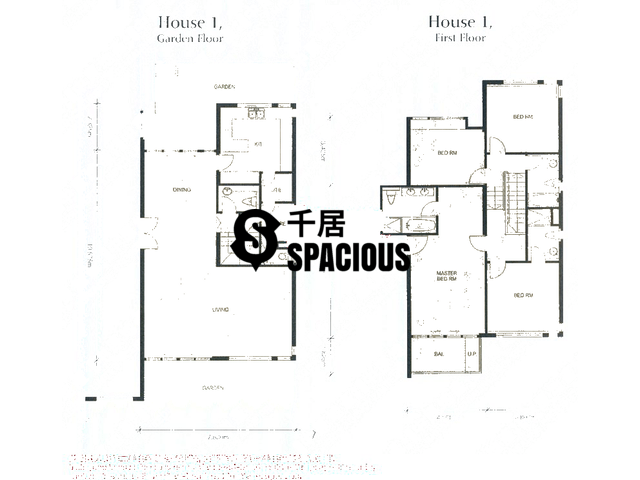 Fo Tan - THE GRANDVILLE Floor Plan 01