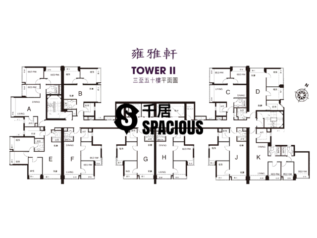 Kwai Chung - THE APEX Floor Plan 01