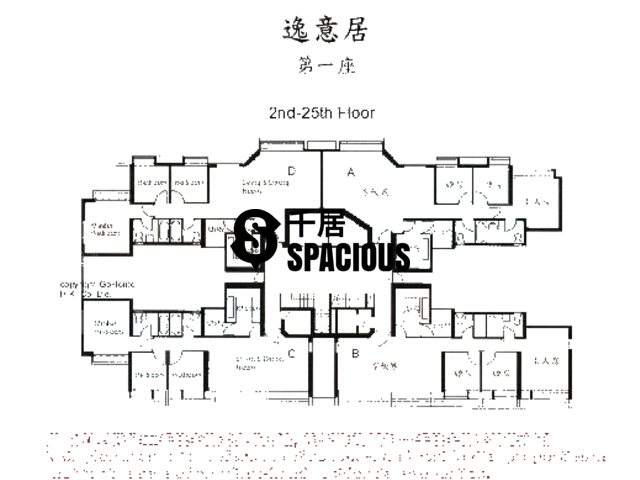 Quarry Bay - The Floridian Floor Plan 03
