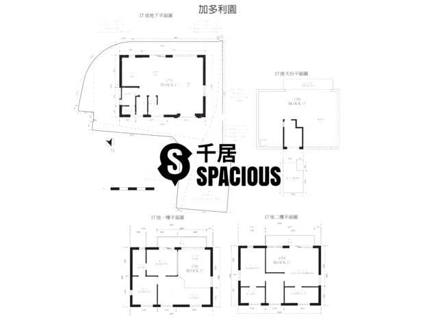 Yuen Long - Kadoorie Villas Floor Plan 01