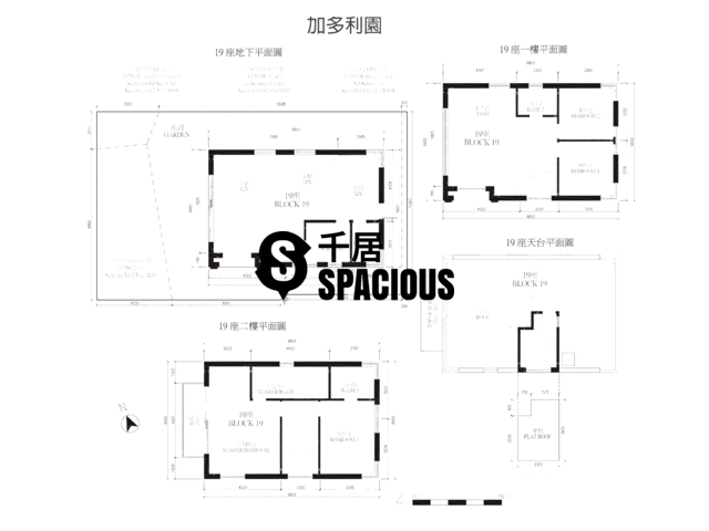 Yuen Long - Kadoorie Villas Floor Plan 12