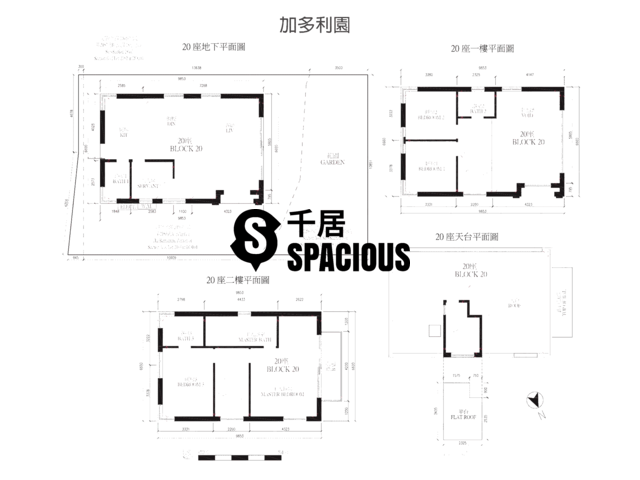 Yuen Long - Kadoorie Villas Floor Plan 10