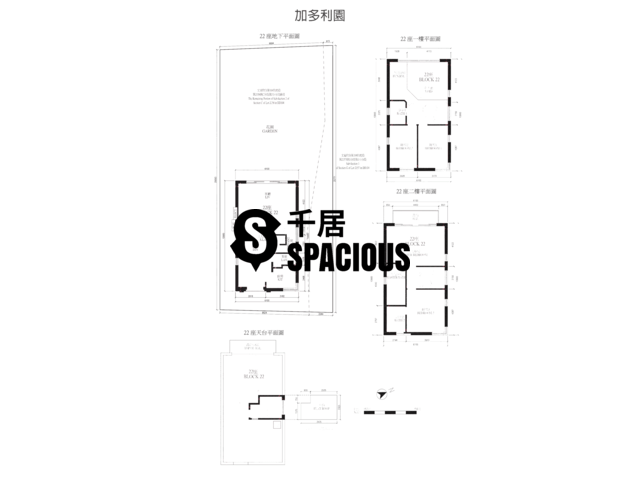 Yuen Long - Kadoorie Villas Floor Plan 07