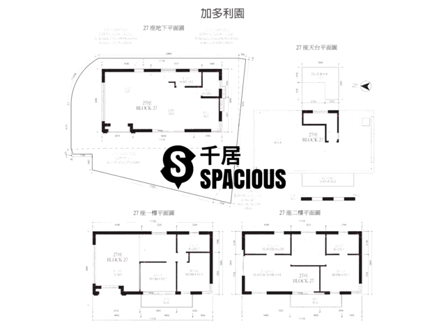 Yuen Long - Kadoorie Villas Floor Plan 25
