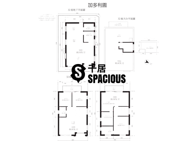 Yuen Long - Kadoorie Villas Floor Plan 23