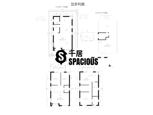 Yuen Long - Kadoorie Villas Floor Plan 15