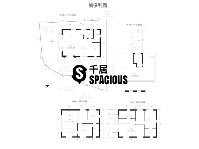 Yuen Long - Kadoorie Villas Floor Plan 24