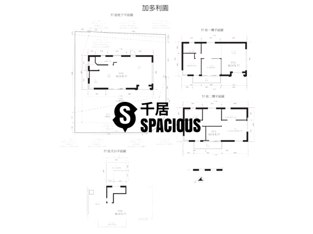 Yuen Long - Kadoorie Villas Floor Plan 18