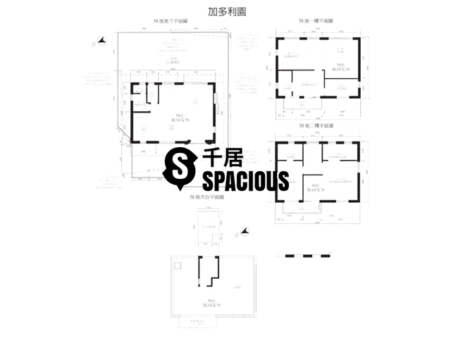 Yuen Long - Kadoorie Villas Floor Plan 16