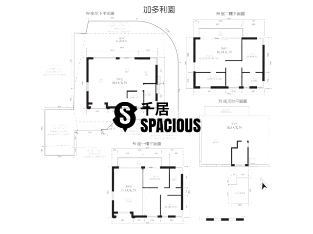 Yuen Long - Kadoorie Villas Floor Plan 06