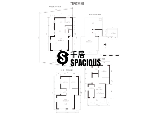 Yuen Long - Kadoorie Villas Floor Plan 08
