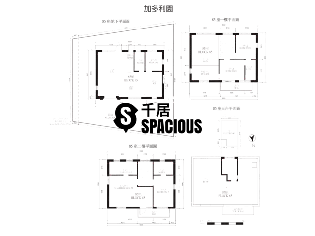 Yuen Long - Kadoorie Villas Floor Plan 20