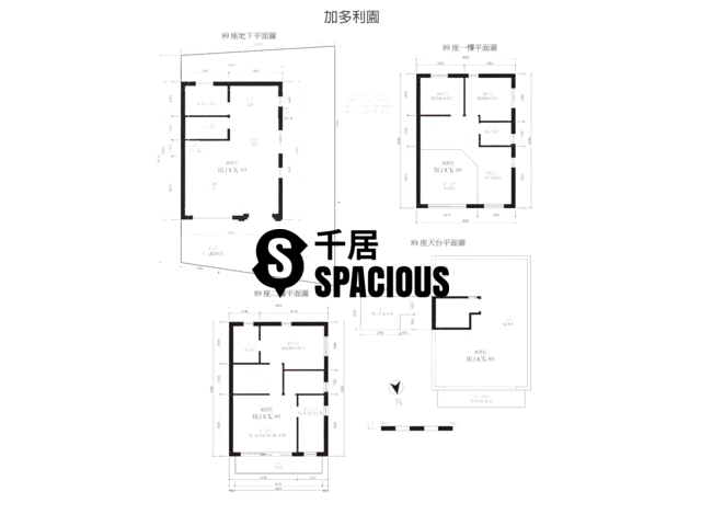 Yuen Long - Kadoorie Villas Floor Plan 02